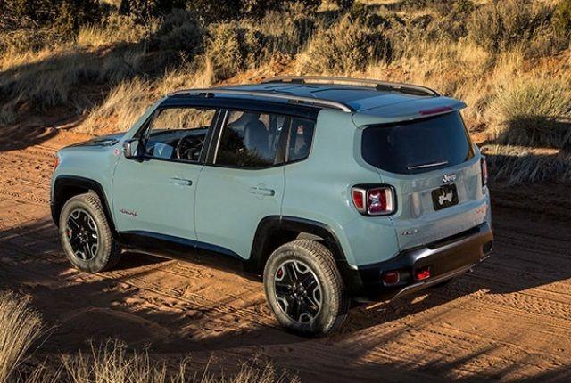 Jeep Renegade 2016 Preco Ficha Tecnica Consumo Seguro 3 Com