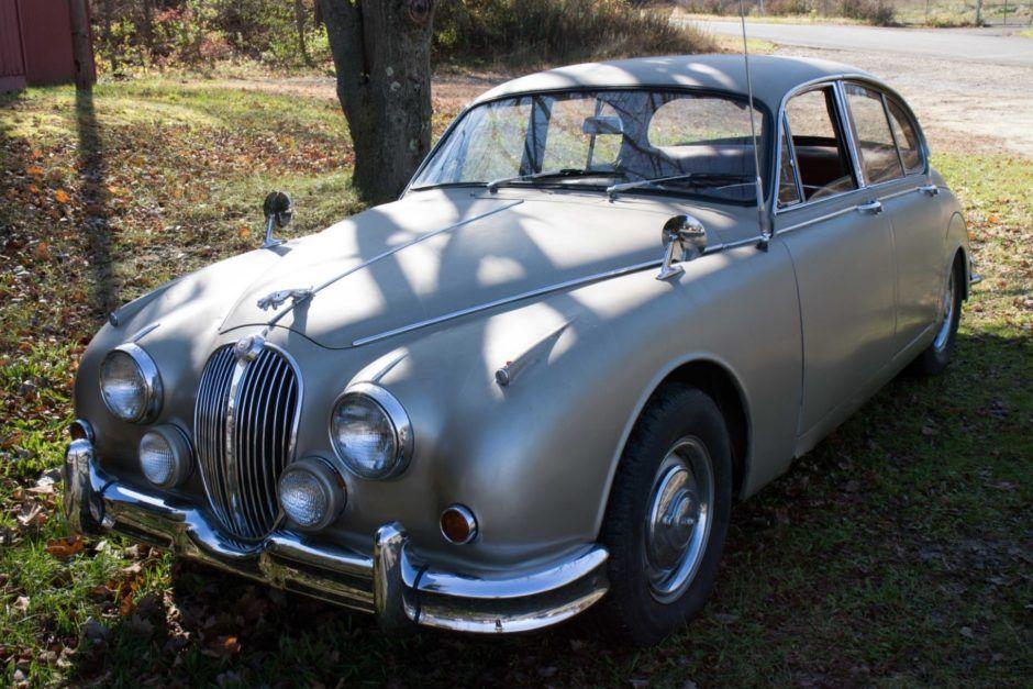 No Reserve 1961 Jaguar Mk II Project British sports