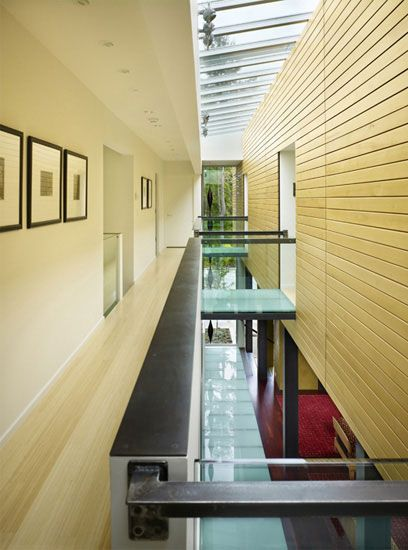 V c architects portfolio residential mad park residence house interior designmodern