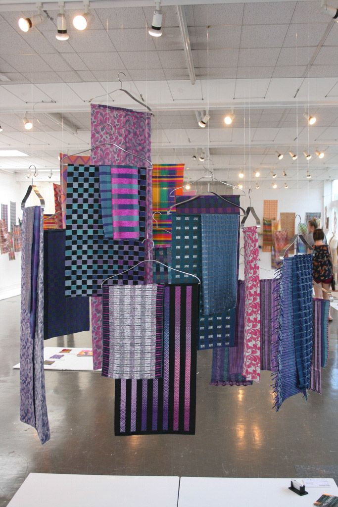 Fabric Exhibition Stand Job : Loughborough textiles graduates flair alice kennedy