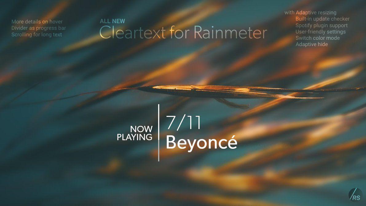 17+ Rainmeter text ideas in 2021