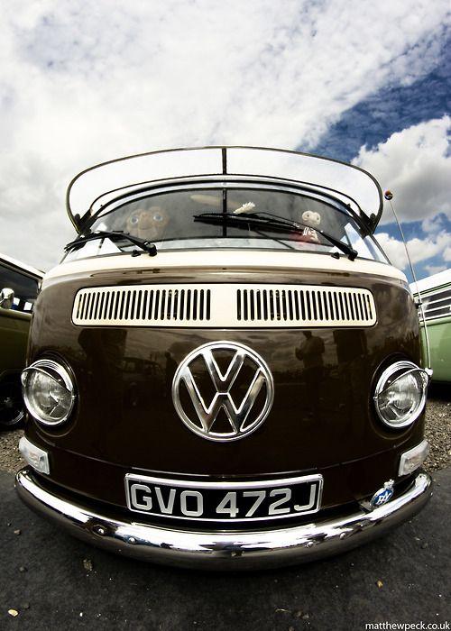 VW Transporter T2a
