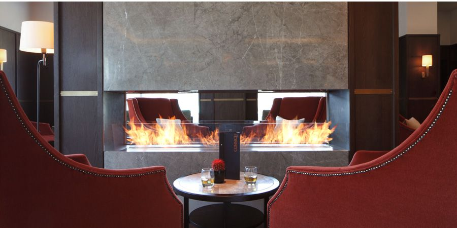 Hilton Glasgow | modern contemporary hotel design | Central Design Studio