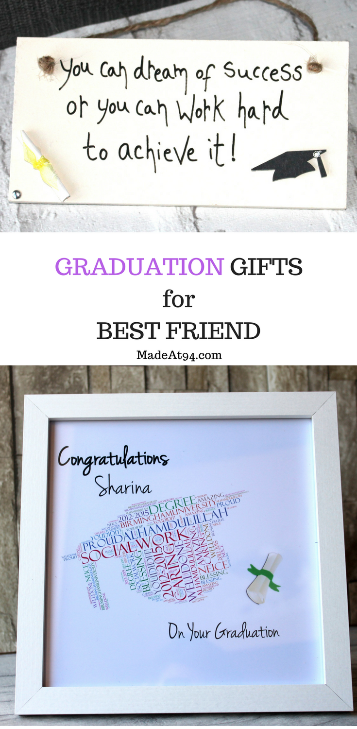 personalised graduation gifts in 2018 presents pinterest