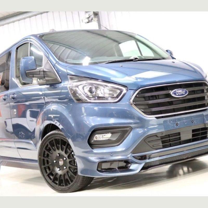 Pare Chocs Avant Ford Transit Ajouter Pour 2018 Disponible