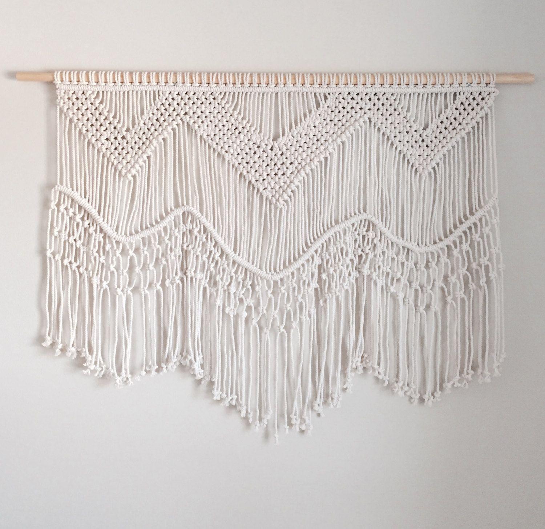 Yarn Plant Hanger Diy