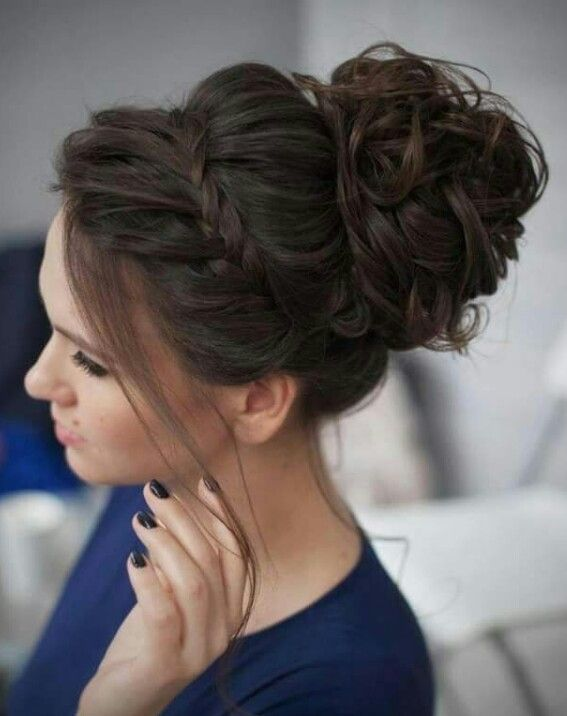 Pin By Roberta On Hair Styles Prom Hairstyles For Long