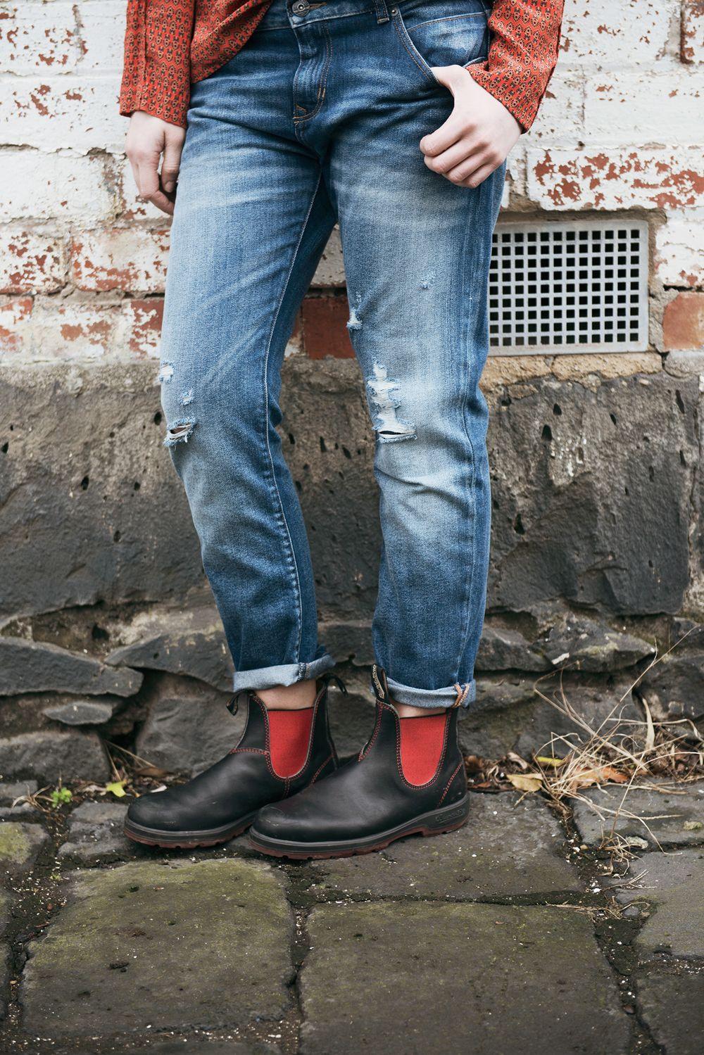 Blundstone Urbans 1316 Boot Black in 2020   Black, Black