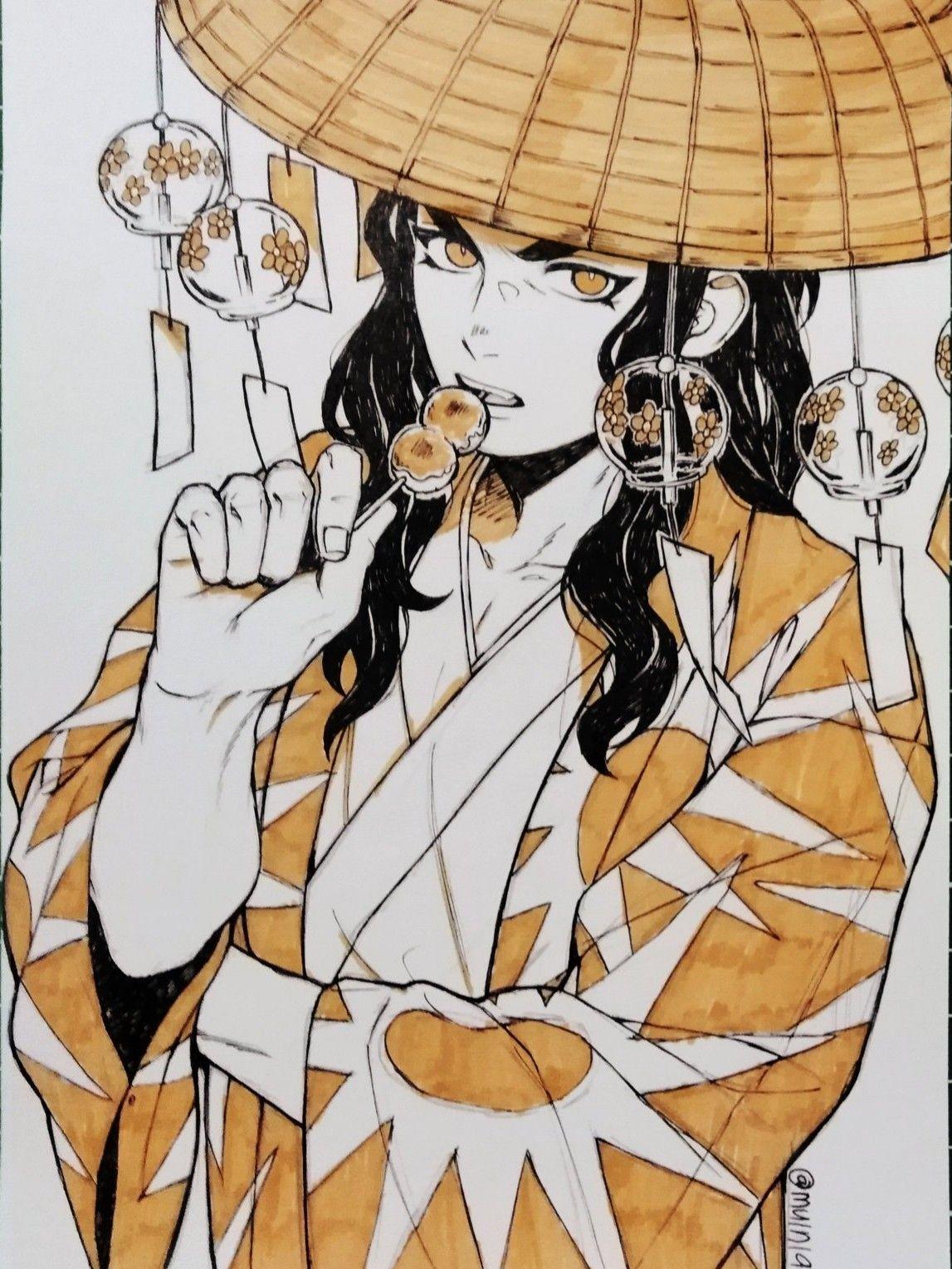 Muinia Semi Hiatus On Twitter Anime Demon Slayer Anime Anime Art