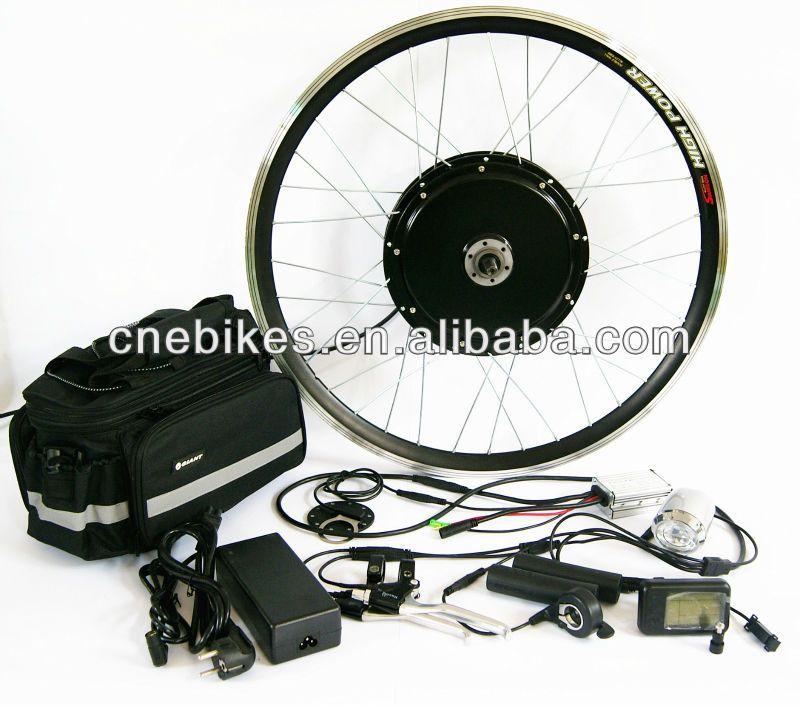 Electric Motor Kits For Push Bikes: 1000w 48v Electric Bicycle Conversion Kit Electric Bike