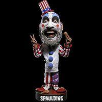 House Of 1000 Corpses- Captain Spaulding Head Knocker