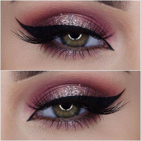 22 maquillajes de ojos para embellecer tu mirada, ¿con cuál te quedas? – Soy Moda
