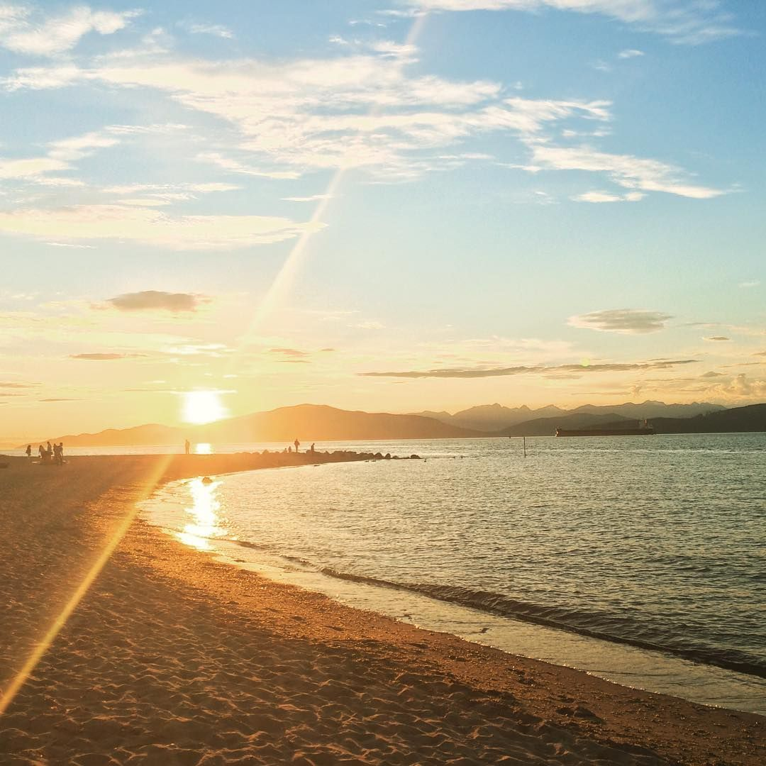 Vancouver Bc Beaches: The Good Place, Beach, Instagram