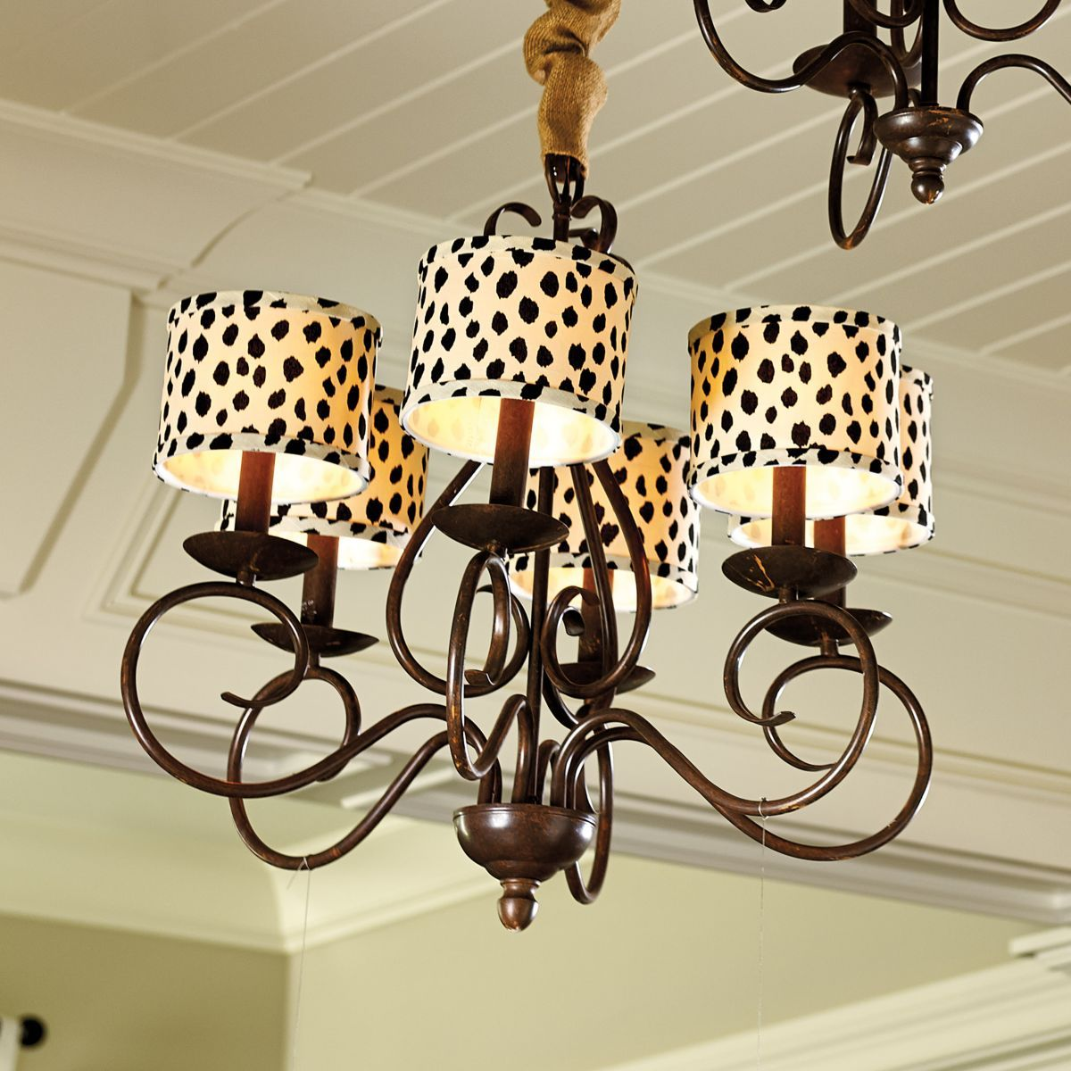 Dodie Drum Chandelier Shade (With images) Drum