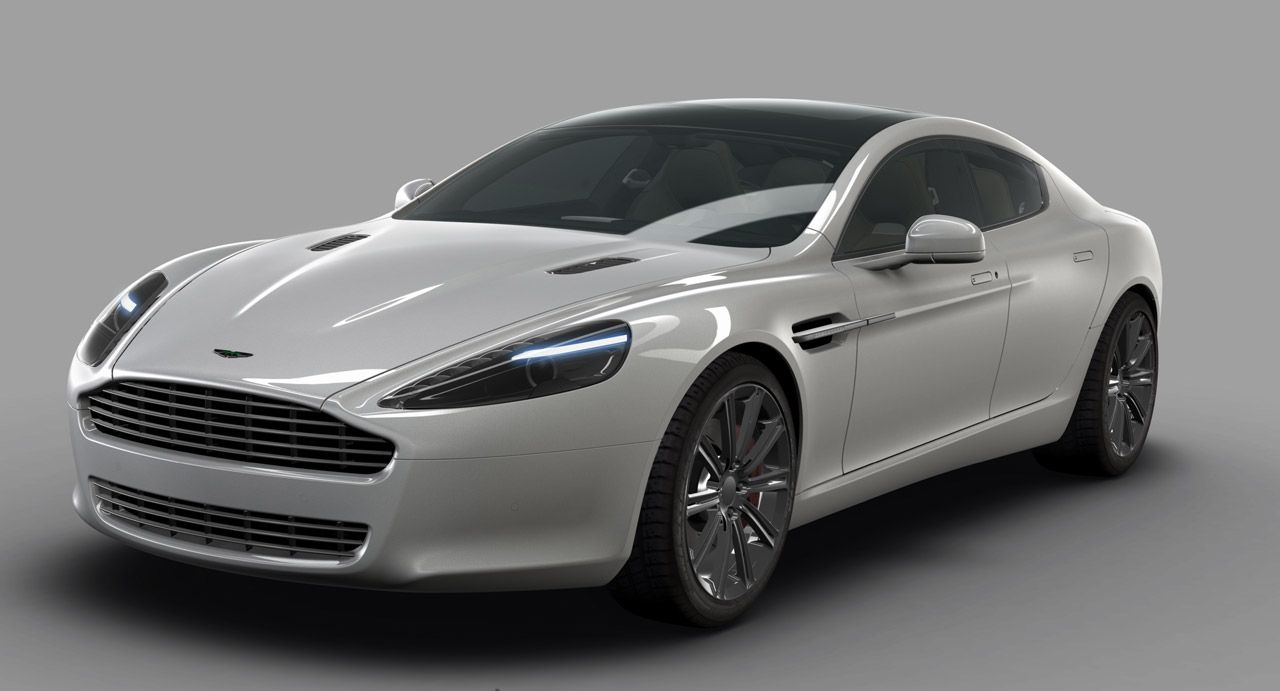 2010 Aston Martin Rapide   Click Above For A High Res Image Gallery