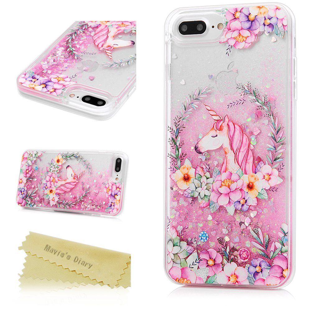iPhone 7 Plus Case, iPhone 8 Plus Case, Mavis's Diary