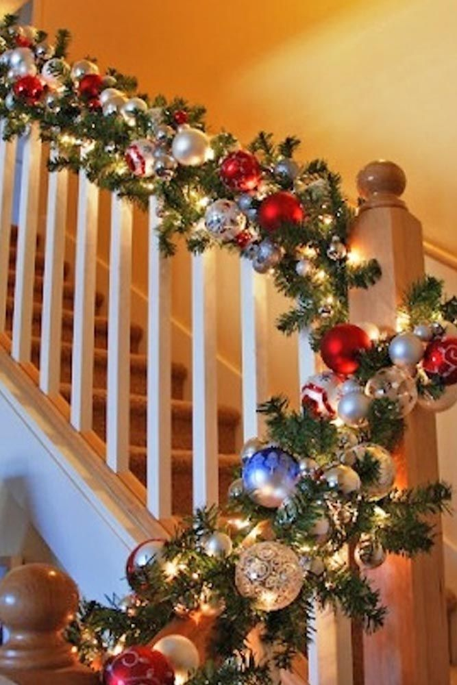 32 Ways To Decorate With Spectacular Christmas Gar