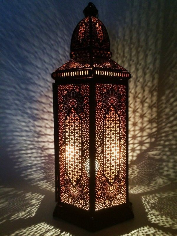 Moroccan Lantern Oriental Arabian India Lighting Morocco