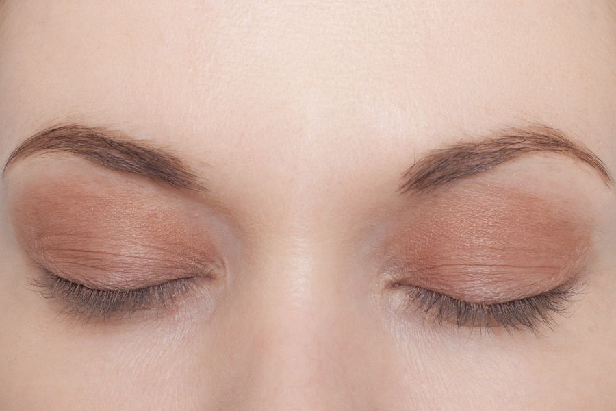 chanel les beiges palette regard belle mine naturelle swatch - beiges bad