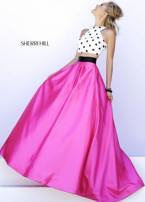 71760b481 Vestidos modernos para 15 años 2015 de Sherri Hill Más