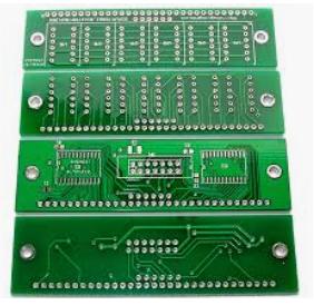 Smd Led Display Pcb Board Pcb Board Led Strong Adhesive