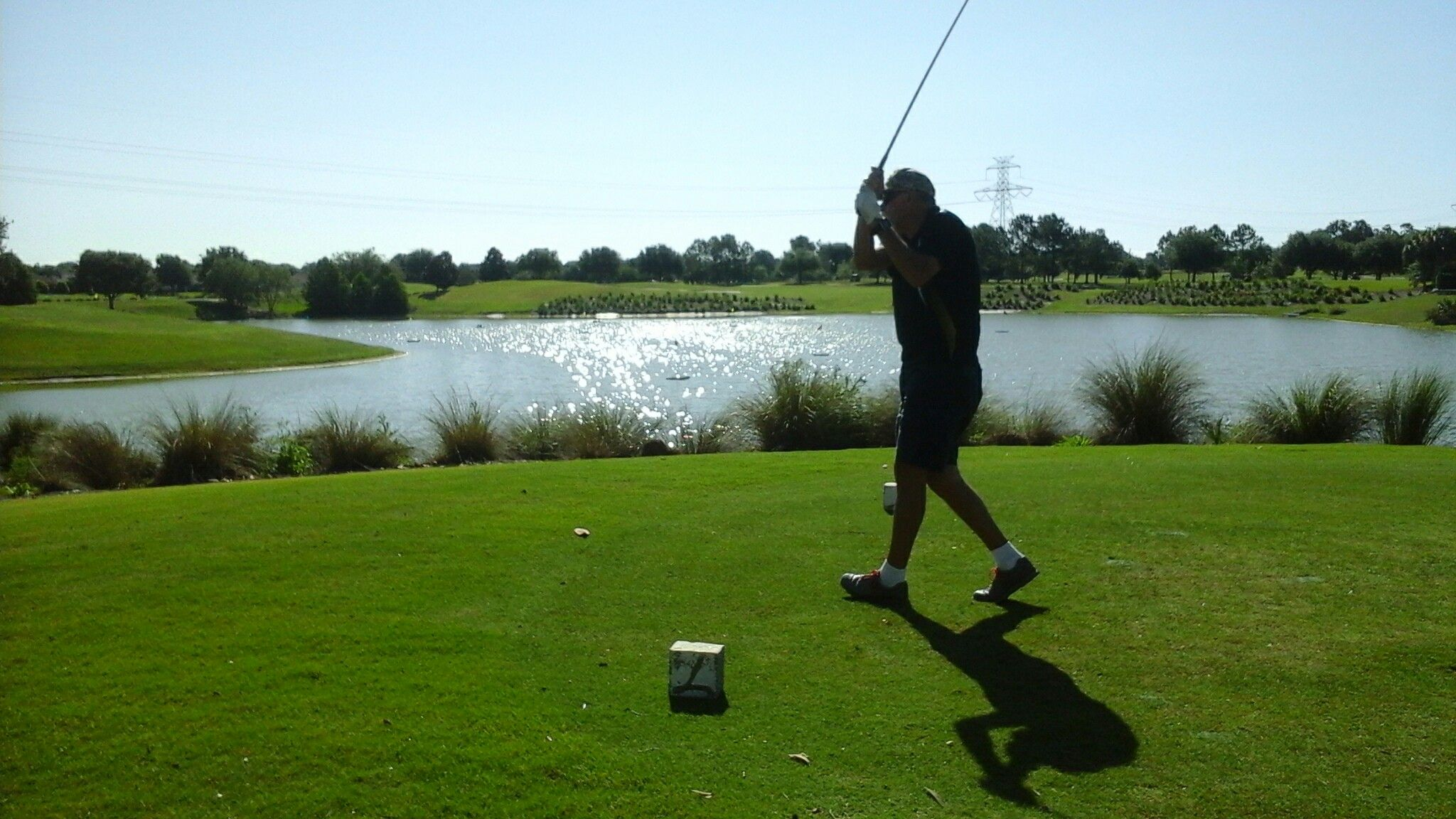 Golfing in The Villages, Fla.