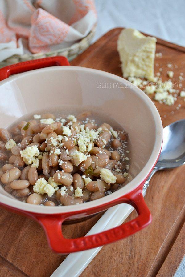 Aprende a cocinar frijoles de la olla en la Cocotte #LeCreuset