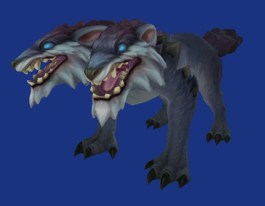 LoL Greater Murk Wolf Lion sculpture, Art, Game art