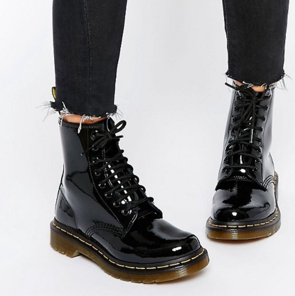 Dr Martens Patent Leather Shiny 1460