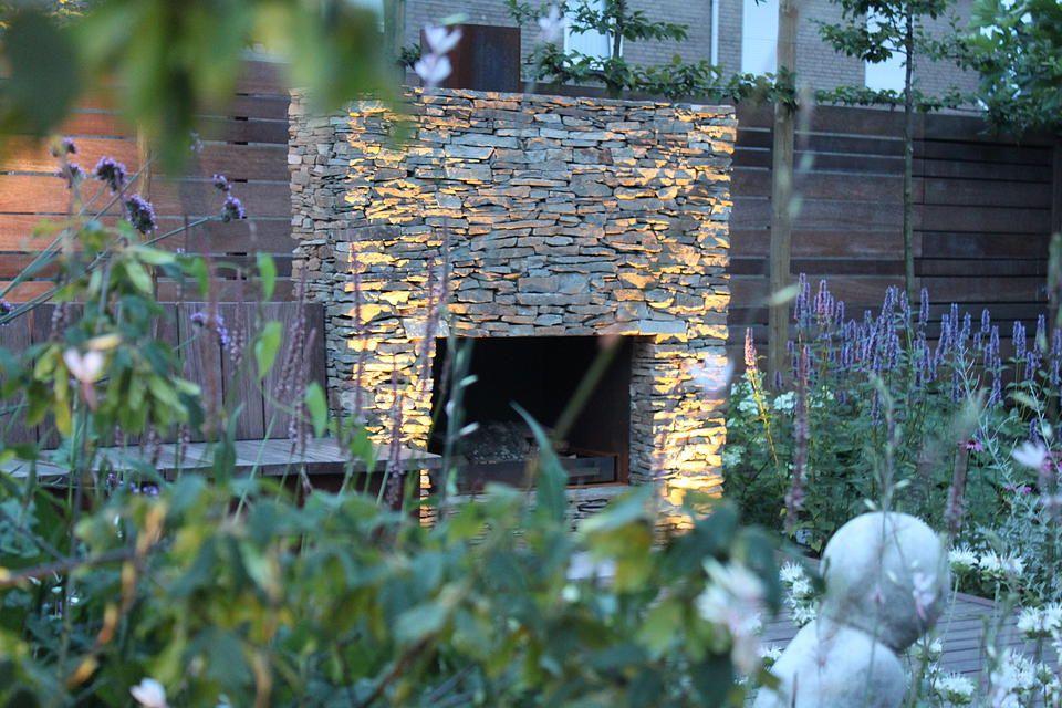 Hoveniersbedrijf Guy Wolfs | Outdoor fire, Outdoor living ...