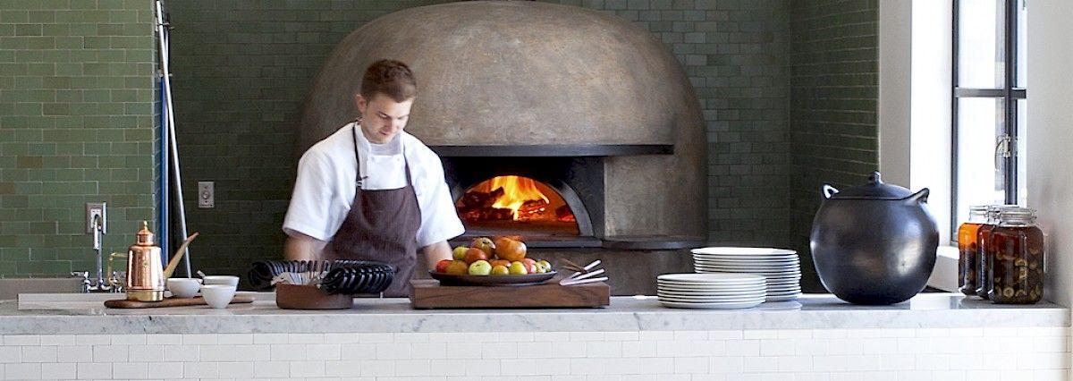 Image result for larkspur wood fired oven