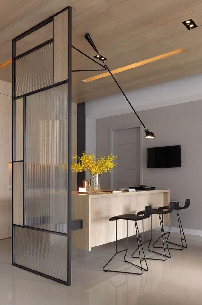 Raumteiler: 60 Modelle von Dekoration und Materialien Neu