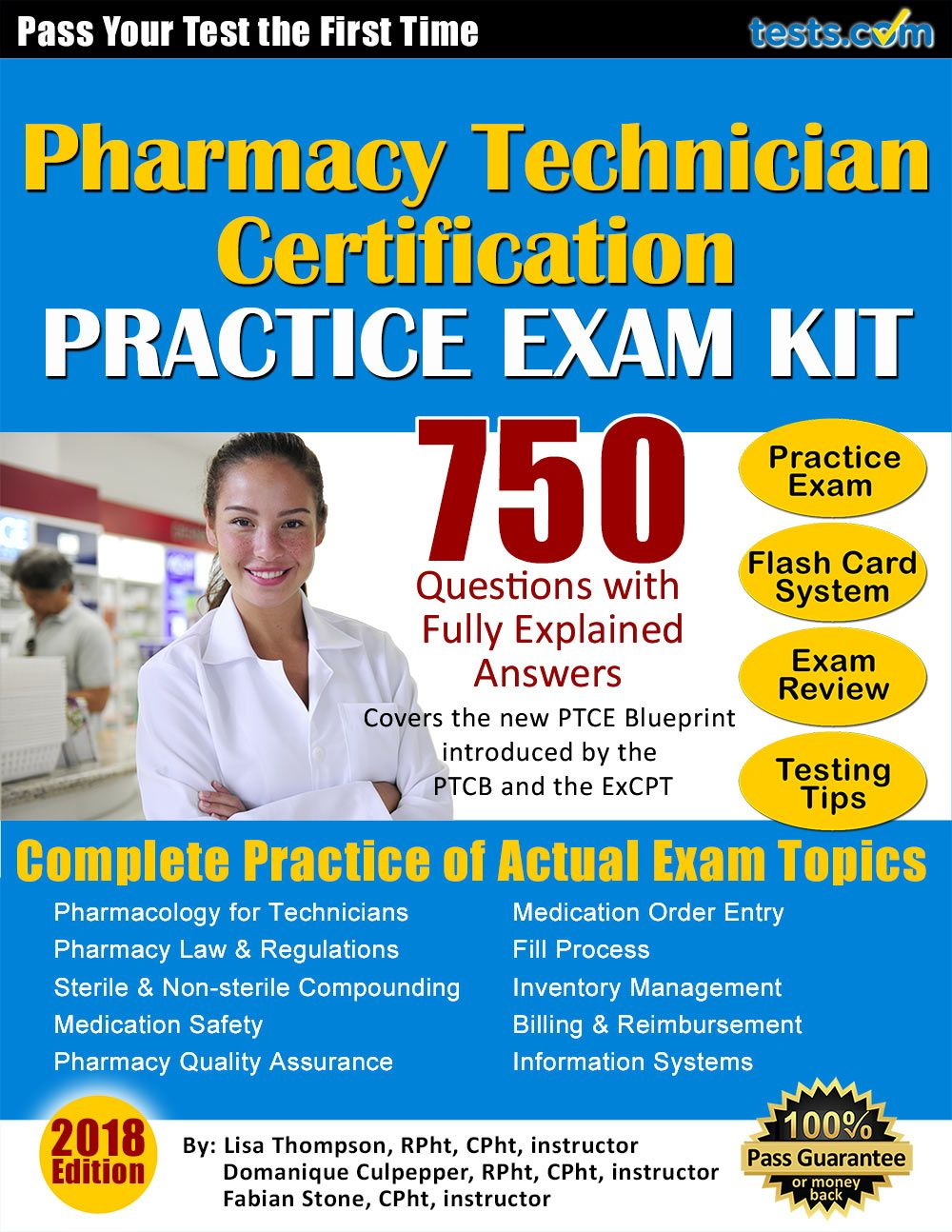 Pharmacy Technician Practice Exam Pharmacy technician