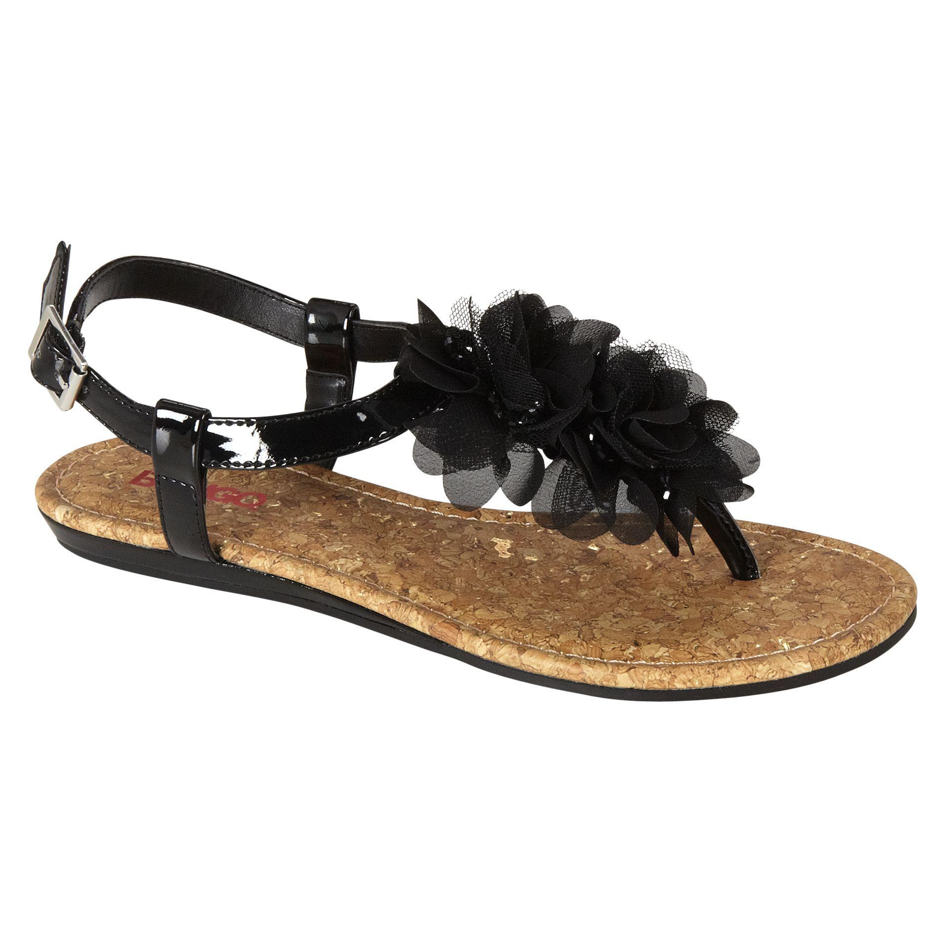 Bongo Women S Sandal Malibu Black from