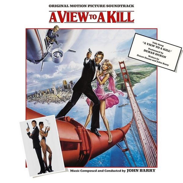 007 1985 A View To A Kill John Barry 2003 Lossless Flac