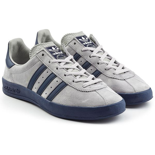 Adidas Spezial Mallison Sneakers ($110) ❤ liked on Polyvore ...