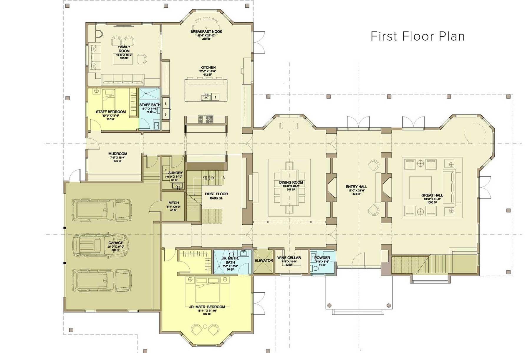 Property Details Bespoke Real Estate Floor Plans House Plans Real Estate