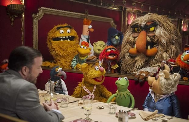 Review: Muppets Most Wanted