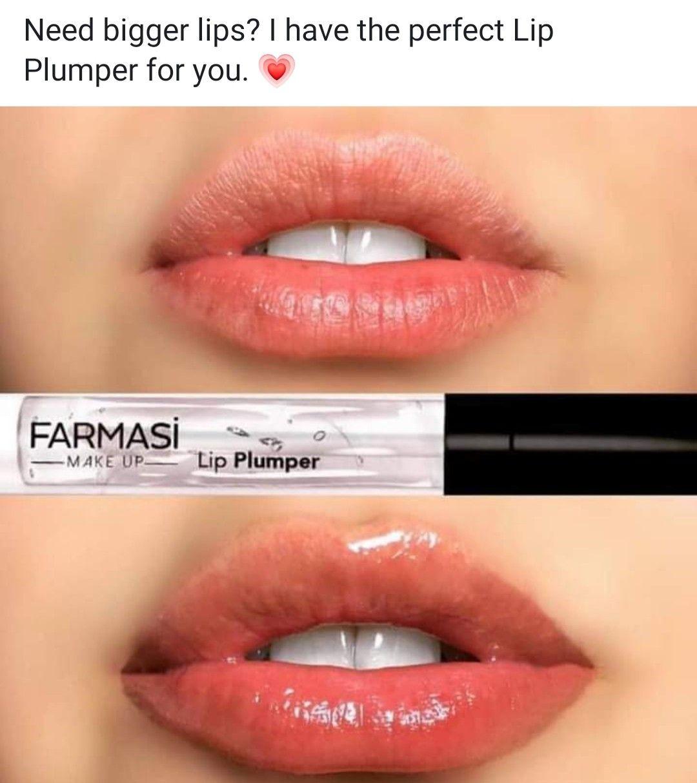 Pin By Tonya Groves On Farmasius Lip Plumper Lip Plumber Cosmetics Usa