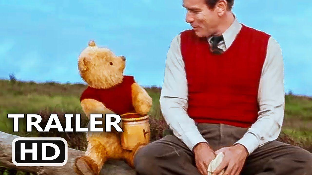 christopher robin official trailer  3 2018 ewan