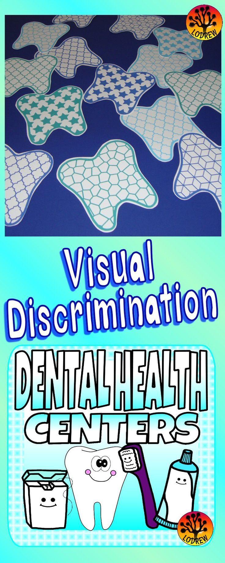 Dental Health Centers Activities Math Literacy Teeth Tooth Dental ...