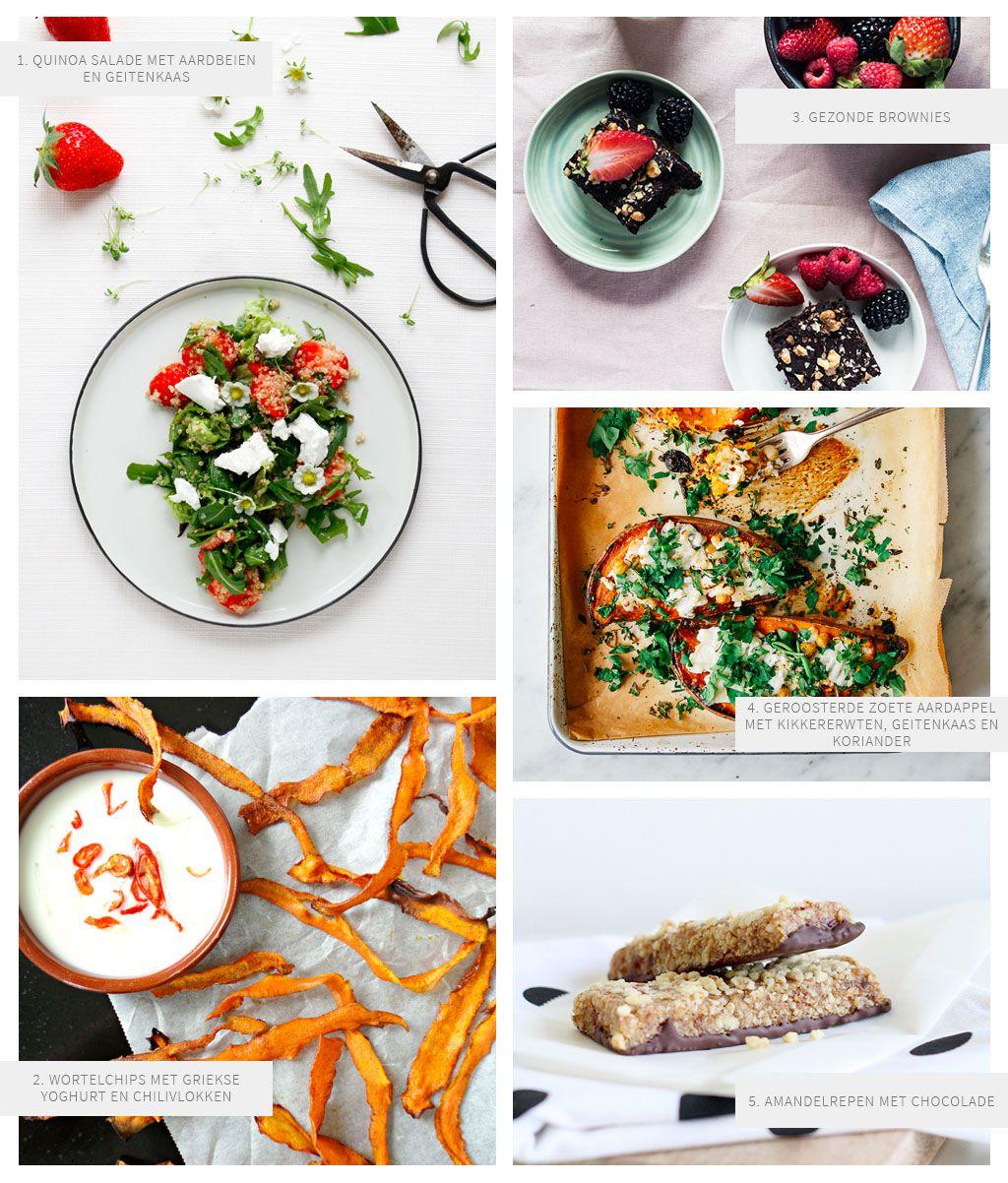 5 tips: Healthy snacking | Peek Inside