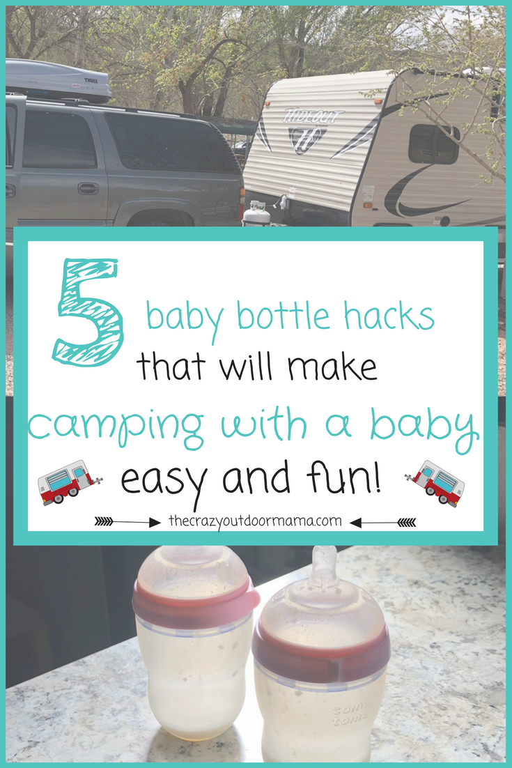 Photo of 5 Hacks for Preparing Bottles when Camping With Your Baby! – The Crazy Outdoor Mama