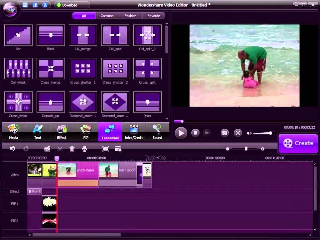 wondershare video editor key download