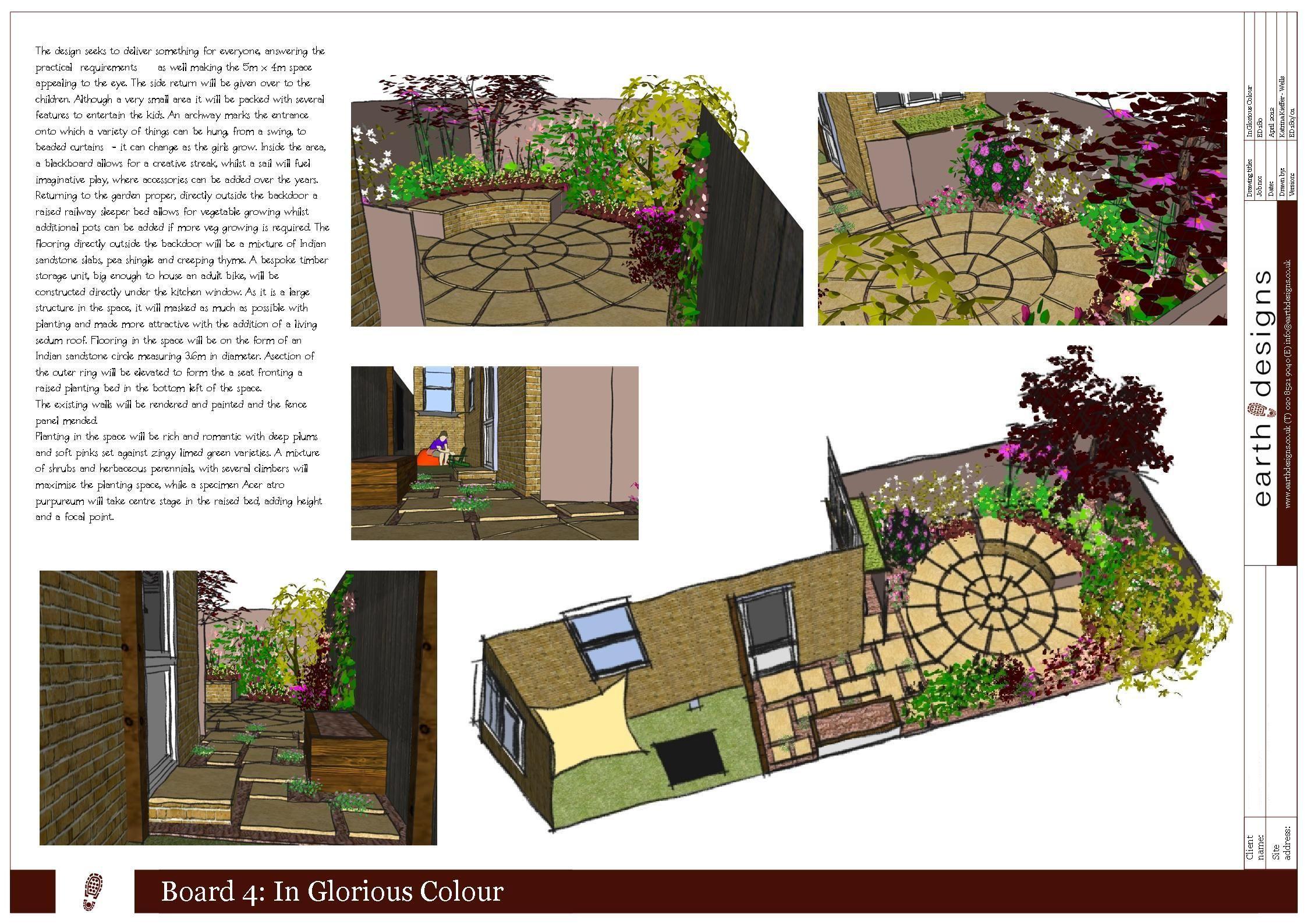 Scampston Walled Garden The Teddington Gardener Garden