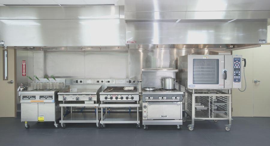 Inspirational Small Restaurant Kitchen Design Restaurant Kitchen