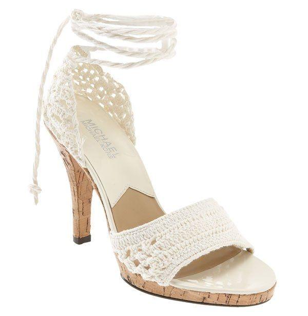 Inspiracion en Zapatos de Crochet - Patrones Crochet | sandalias y ...