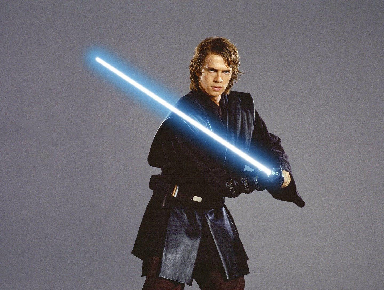 episode iii - anakin skywalker   star wars   lightsaber