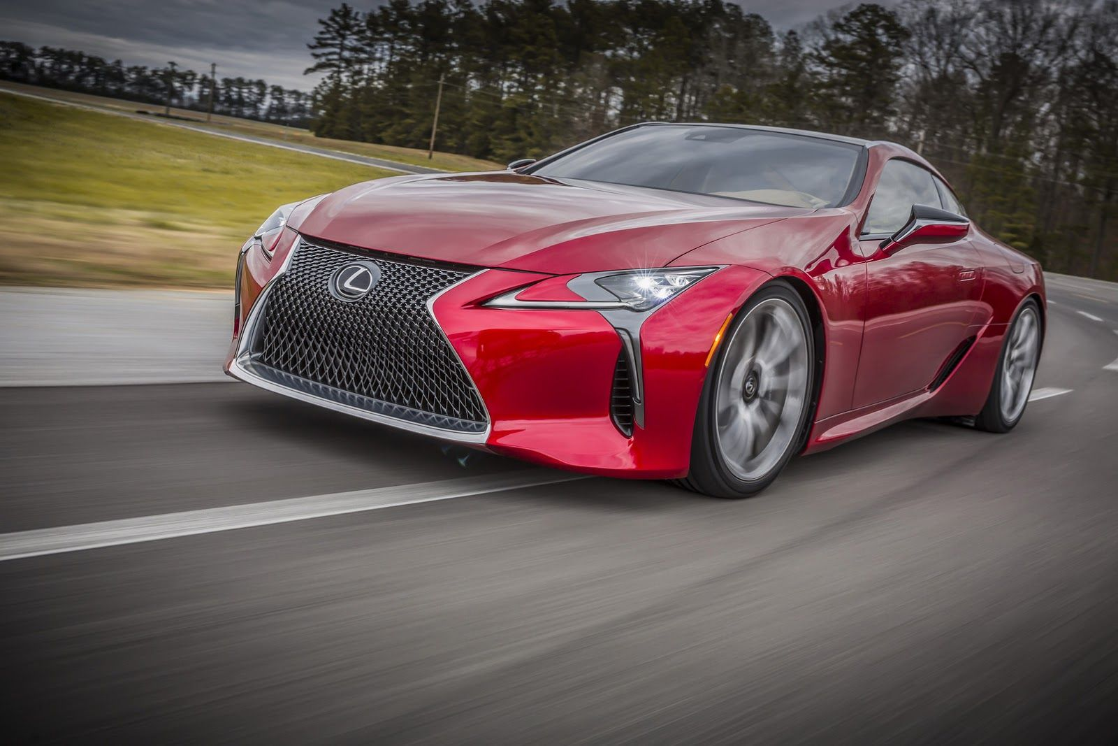 Lexus will present at the Tokyo Auto show in October, the