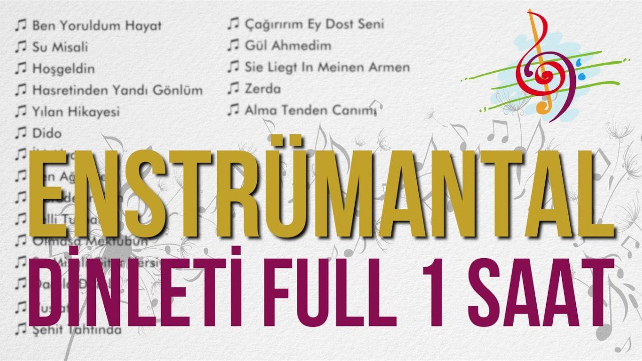 Best Of Instrumental Music 1 Hour Enstrumantal Muzik Muzik Youtube